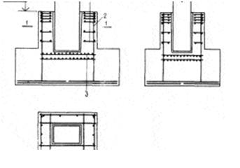 Типичная схема армирования