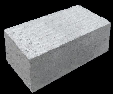 Бетонный блок 20х20х40