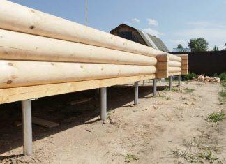 Винтовой фундамент под дом своими руками: строительство и технология монтажа