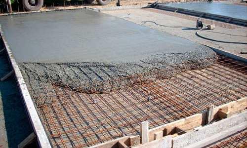 Фундамент из плит ЖБИ: расчет железобетонной плиты