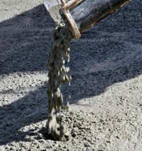 Товарный бетон марки (М200)