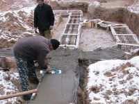 Cтолбчато-ленточный фундамент своими руками: пошаговая инструкция