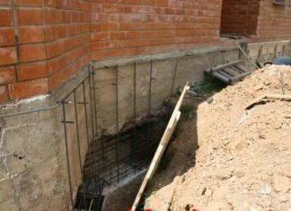 Усиление и ремонт фундаментов