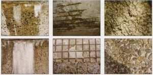 Коррозиционные процессы проходящие в бетоне
