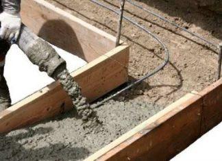 Залить ленточный фундамент своими руками: этапы, правильная глубина