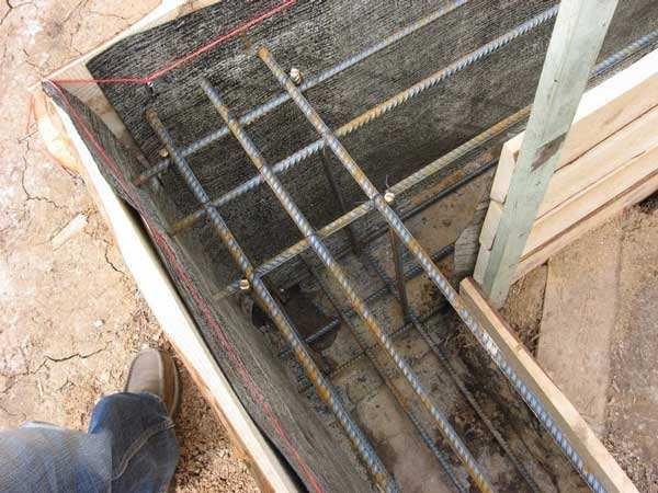 Какой диаметр арматуры нужен для ленточного фундамента: толщина и сечение