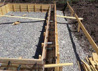 Подушка под фундамент: песок или щебень, блок, устройство и толщина