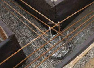 Бурение под фундамент: скважины