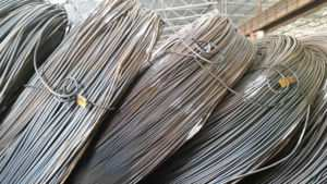Проволока применяемая для вязания арматуры