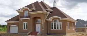 Расчет фундамента для дома зависит от его конструкции