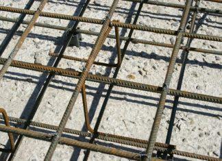 Армирование монолитной плиты фундамента: чертежи, схемы