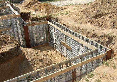 Какой фундамент для песчаного грунта: расчет
