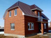 Толщина ленточного фундамента для двухэтажного дома: размеры