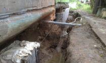 Как подлить фундамент под старый деревянный дом: замена, восстановление