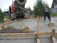 Монолитный фундамент на сваях: плита, винтовые сваи
