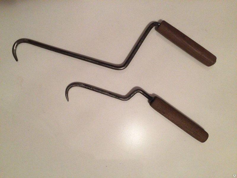 Крючок для вязки арматуры своими руками: виды приспособлений и их применение