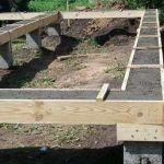 бетонирование ростверка