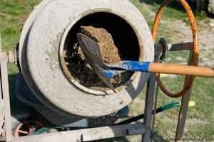 Производство бетона самостоятельно