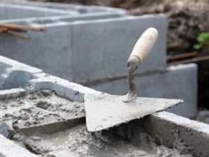 Выбор бетона перед строительством