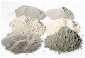 Виды цемента применяемого для изготовления бетонной смеси