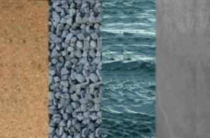 Основные компоненты бетона для фундамента