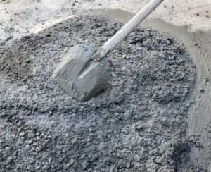 Самостоятельное изготовление цементного раствора для фундамента