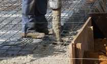 Фундамент цельной плитой: винтовой с ростверком