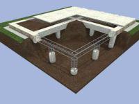 Проект свайного фундамента: рекомендации по устройству
