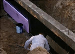 Выбор гидроизоляционного материала для защиты основания здания