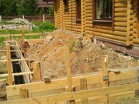 Фундаменты под пристройки к дому: деревянному, кирпичному, как связать