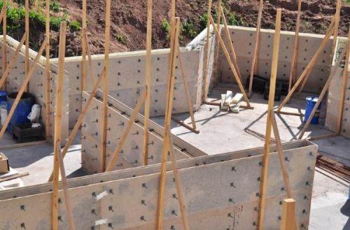 цементно-стружечная опалубка