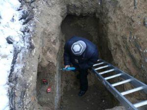 Обследование подземных несущих конструкций